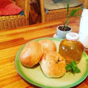 本日のベーグル nero屋 徳島県 カフェ